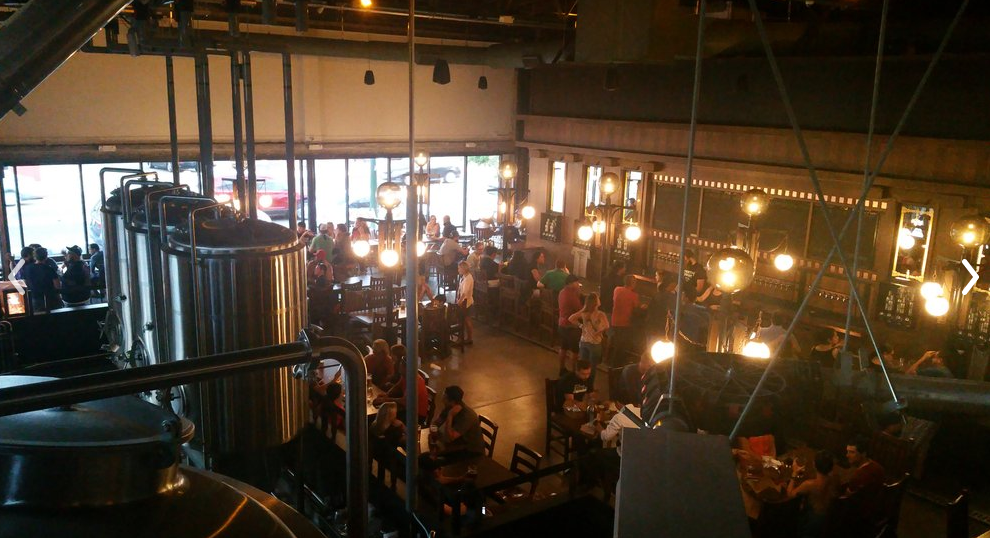 North park brewery 1